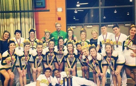 Hard work, dedication brings cheerleading back to number one