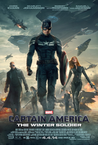 New 'Captain America' marvels audience