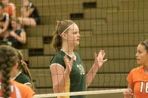 Girls volleyball team reflects on 2019 season
