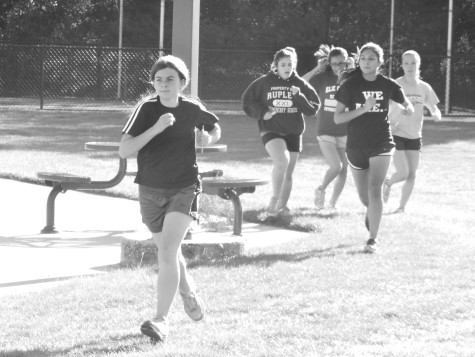 Girls XC gains runners, improves records