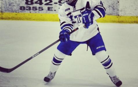 Life on the ice: Ritondale focuses on hockey career