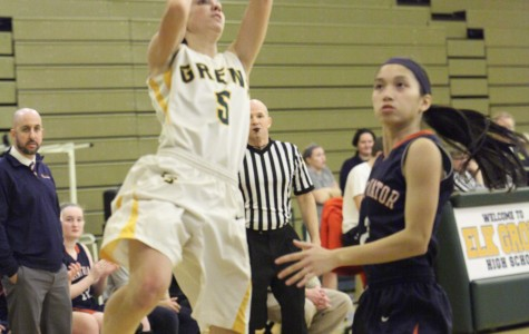 Girls basketball perseveres