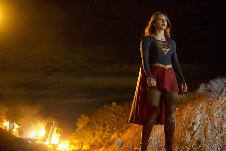IT'S A BIRD, IT'S A PLANE: Kara Danvers, Supergirl, dedicates her life to stopping crime in National City, giving up her personal life to help those in need and spread hope.