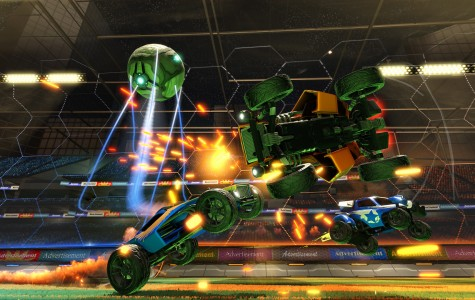 Rocket League 'rockets' ahead of competition