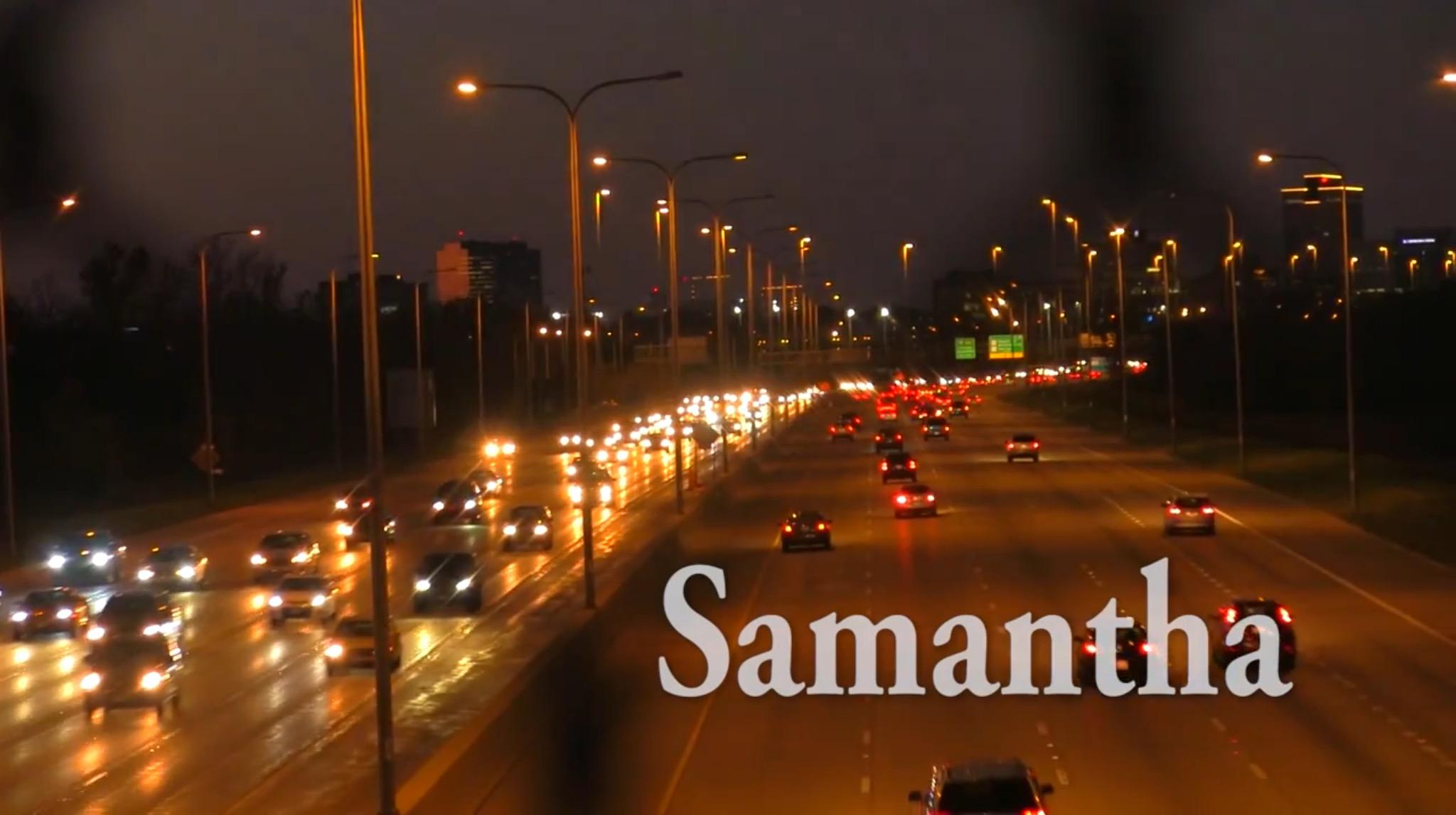 """NOIR: Sophomores Ben Jaeger and Nic Baggetto submitted their film """"Samantha"""" to the 2016 CinèStudent Film Festival. Branching out from what they made last year, their film is, in their words, a """"neo-noir revenge fantasy."""""""
