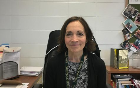 Retiring division head Relich values collaboration with students, staff